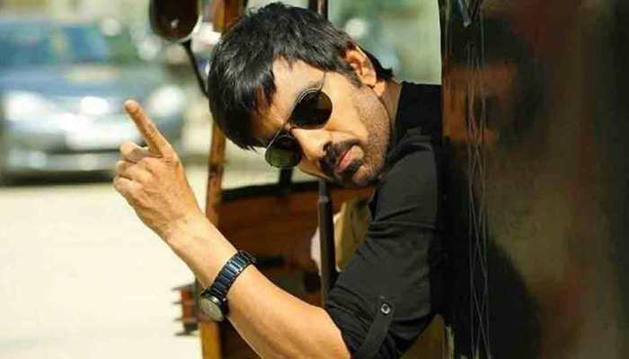 Disco Raja team wishes Ravi Teja on 51st birthday