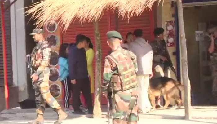 Manipur: IED blast in Imphal West district