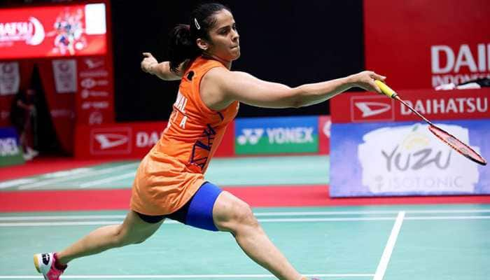 Indonesia Masters: Saina Nehwal clinches title after Carolina Marin retires hurt