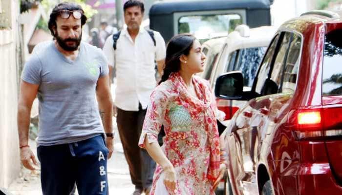 Saif Ali Khan and Sara Ali Khan to star in 'Love Aaj Kal' 2? The actor answers