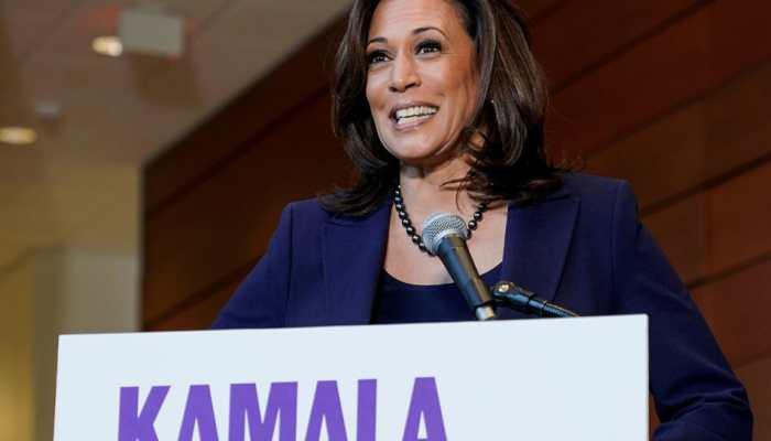 Indian-origin senator Kamala Harris launches 2020 presidential bid, says US democracy under threat