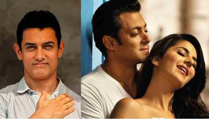 Aamir Khan wants Katrina Kaif to sing a song outside Salman Khan's society