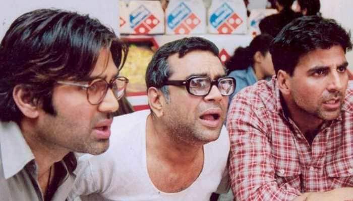 Akshay Kumar, Suniel Shetty, Paresh Rawal's 'Hera Pheri 3' ready to roll from this date
