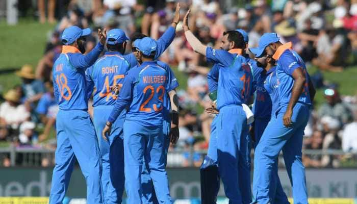 List of India's lowest ODI scores, 92 vs New Zealand at 7th spot