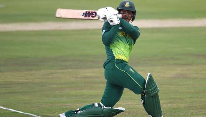 Quinton de Kock guides South Africa to ODI series win over Pakistan