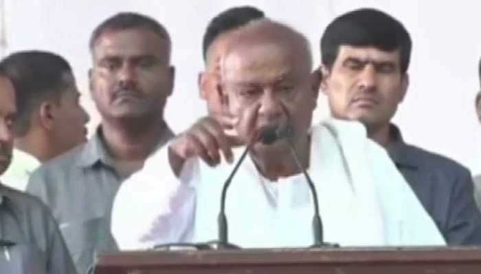 Won't keep quiet anymore, I am in pain: Former PM Deve Gowda warns Congress