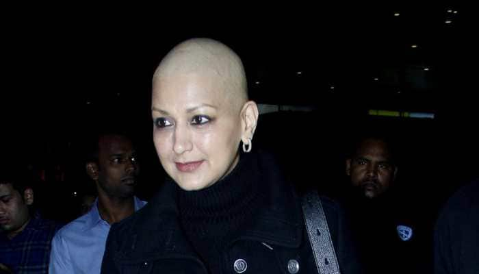 Sonali Bendre returns to the set after a sabbatical, pens an emotional note