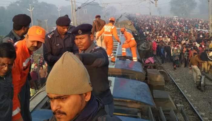 Loud explosion, powerful tremor: Survivors recount horror of Bihar train derailment