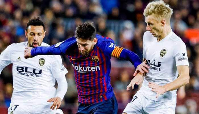 Inspirational Lionel Messi rescues draw for Barcelona in thrilling comeback against Valencia
