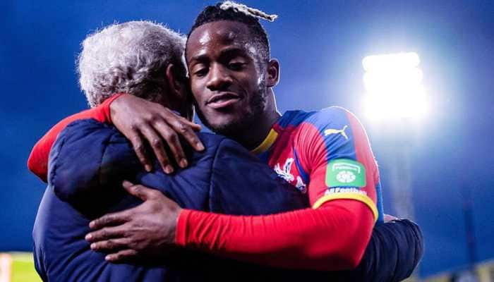 Crystal Palace manager Roy Hodgson sings Michy Batshuayi's praises after Fulham assist