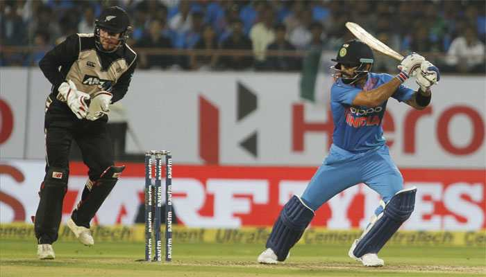 ICC ODI rankings: India consolidate second place, New Zealand slip to fourth