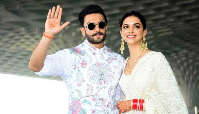 Ranveer Singh writes a beautiful note for Deepika Padukone,calls her the light of his life