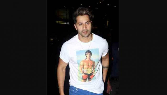 Varun Dhawan dons uber cool look as he gets snapped at airport — Pics inside