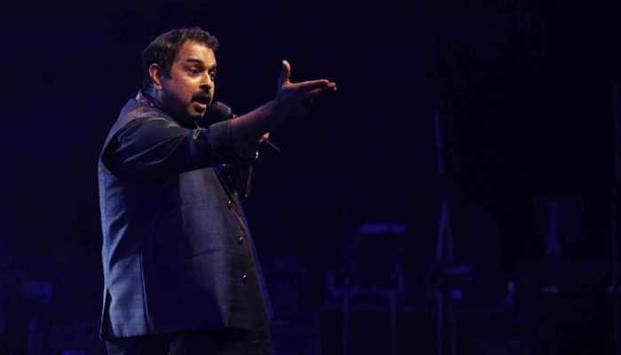 Promote Indian music instead of western in schools: Shankar Mahadevan