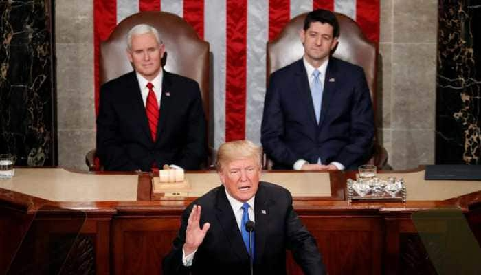 Trump to call for unity in State of the Union address