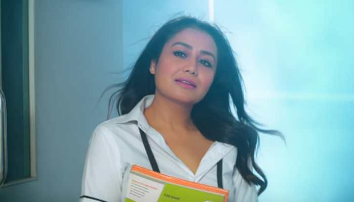 Watch Neha Kakkar's school girl avatar in brother Tony Kakkar's new song 'Kuch Kuch'