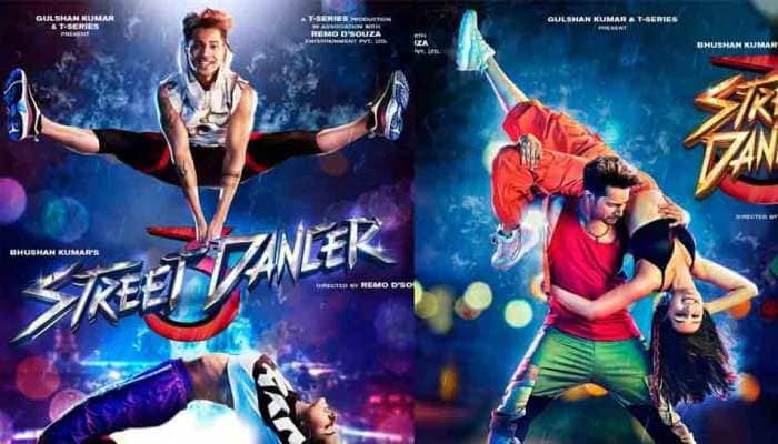 Varun Dhawan, Shraddha Kapoor look ready to rock in latest Street Dancer posters — Check out