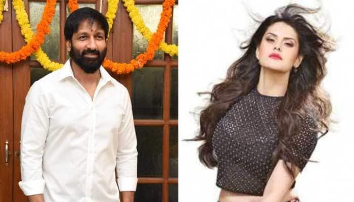 Zarine Khan to pair opposite Gopichand in spy thriller