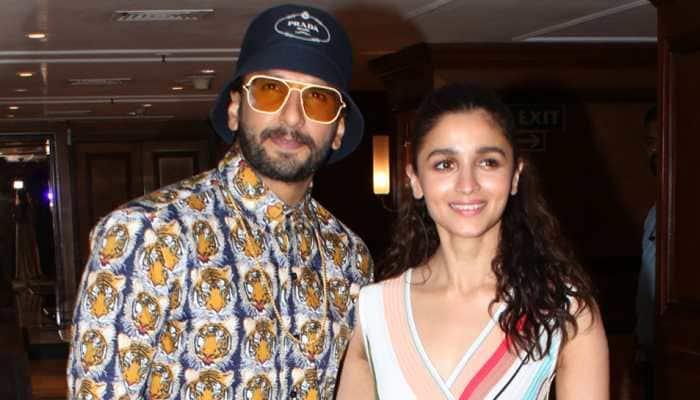 Ranveer Singh-Alia Bhatt promote 'Gully Boy' looking their stylish best - See Pics