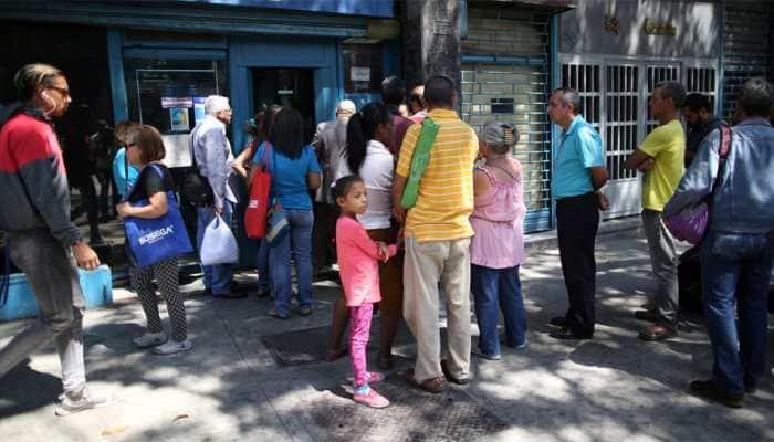 Venezuela's military blocks humanitarian aid shipment