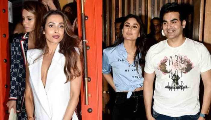 Malaika Arora out and Kareena Kapoor in from Salman Khan-Arbaaz Khan's Dabangg 3?