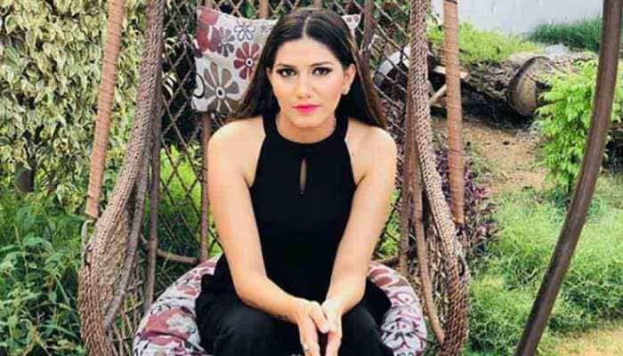 Stampede at Sapna Choudhary's dance show in Rajgadh, two injured