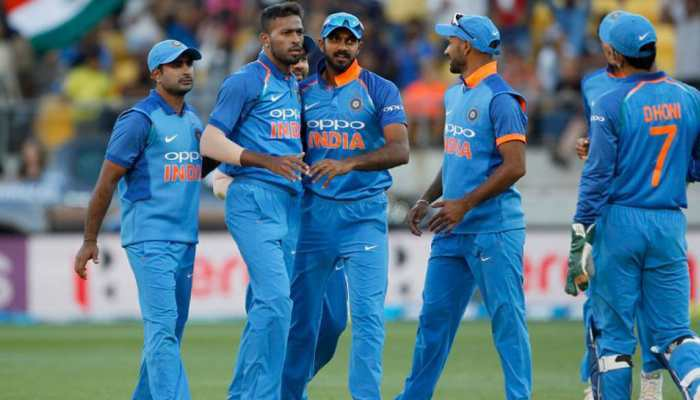 2nd T20I: India beat New Zealand by 7 wickets to level series 1-1