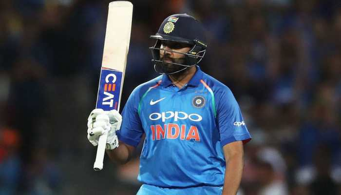 Rohit Sharma 2 short of becoming man with most sixes in T20Is
