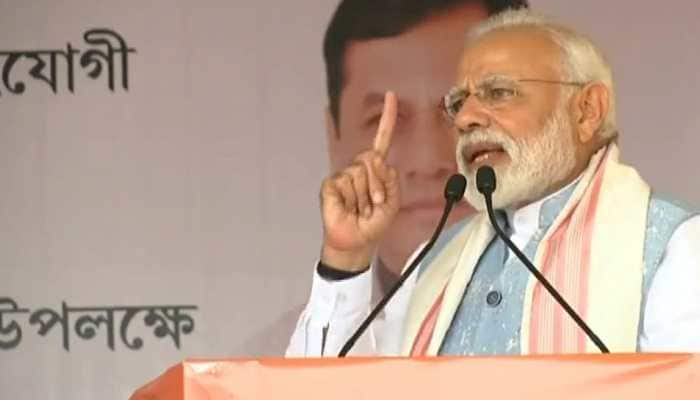 Citizenship Bill will in no way cause harm to Assam and Northeast: PM Modi