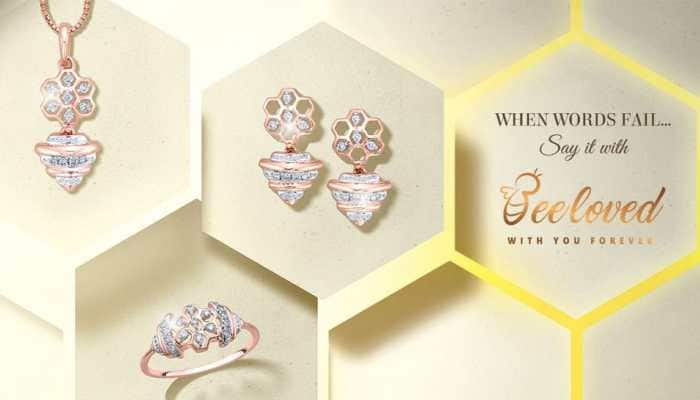 Reliance Jewels unveils special Valentine's Day collection 'Beeloved'
