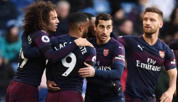 Alex Iwobi, Alexandre Lacazette lead Arsenal to win at Huddersfield
