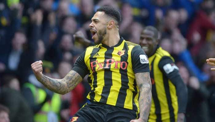 Watford's Andre Gray strikes to sink Everton, pile pressure on Marco Silva