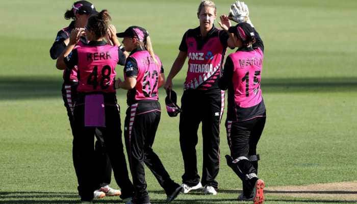 3rd T20I: New Zealand women beat India by 2 runs to win series 3-0