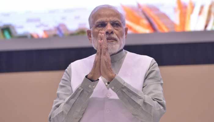 PM Narendra Modi to serve 3 billionth meal to children in Vrindavan on Monday