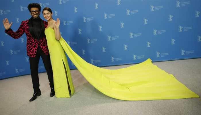 Alia Bhatt, Ranveer Singh attend 'Gully Boy' world premiere at Berlin Film Festival—Pics