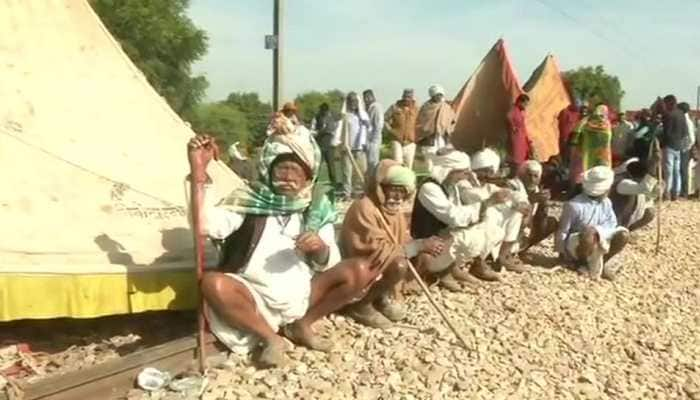 Gujjar agitation: Seven trains cancelled, nine diverted in Rajasthan