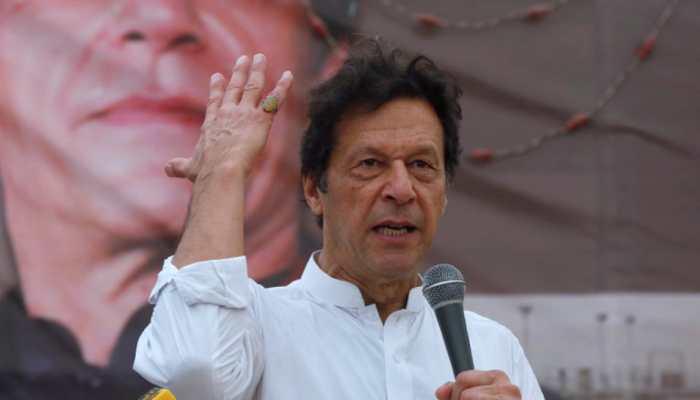 Pakistani PM Imran Khan meets IMF head, bailout talks to continue