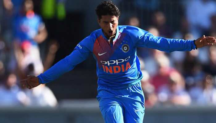 Kuldeep Yadav climbs to career-best 2nd spot in ICC T20I rankings