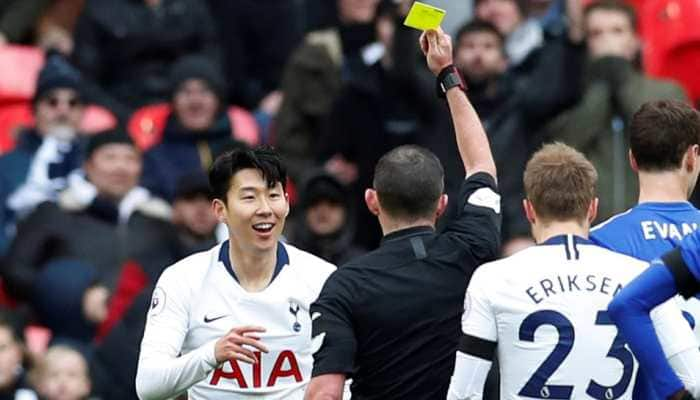 EPL: Tottenham's Mauricio Pochettino slams referee over 'unbelievable' Son Heung-min booking