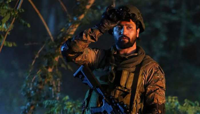 Vicky Kaushal's Uri: The Surgical Strike breaks this record set by 'Baahubali 2'