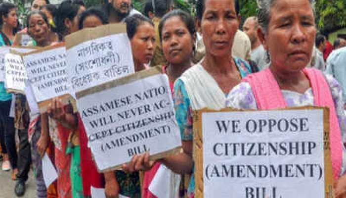 Citizenship bill stir: Six women injured in clash with cops in Manipur