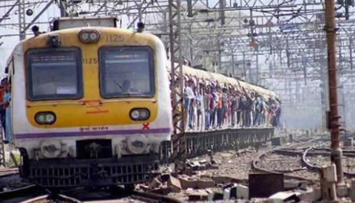 Commuters left fuming as trains on Mumbai's Harbour Line suffer delays