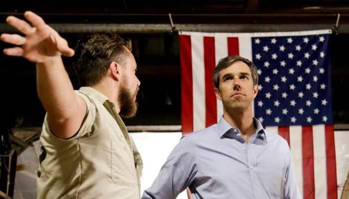 Ex-Democratic congressman Beto O'Rourke, Trump trade blows in rival Texas border rallies