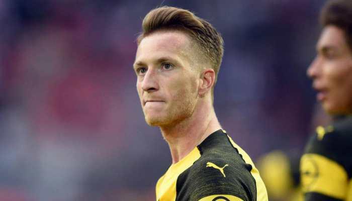 Dortmund's Marco Reus ruled out of Champions League clash against Tottenham