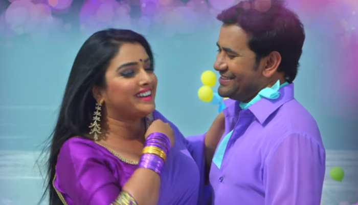 Valentine's Day special: Aamrapali Dubey, Nirahua, Pawan Singh's top love songs—Watch