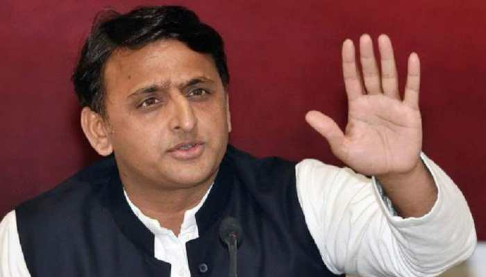 A cover to hide nervousness: Akhilesh hits back after Uttar Pradesh CM Yogi Adityanath says visit could have led to violence