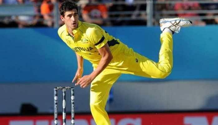 Injured Mitchell Starc eyeing return in Pakistan ODIs