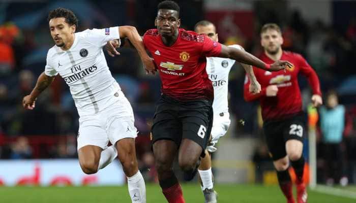 Manchester United manager Ole Gunnar Solskjaer admits PSG showed another level