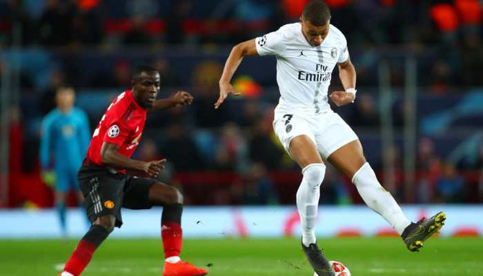 Enough with the scare stories, says PSG's foward Kylian Mbappe