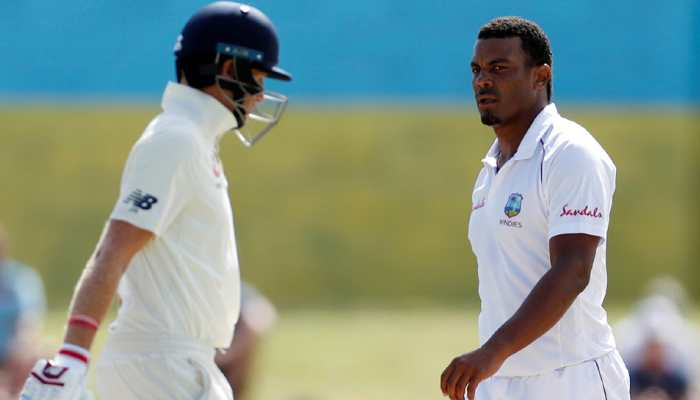 West Indies pacer Shannon Gabriel charged for language used in England Test